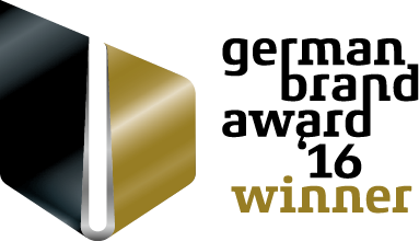 German Brand Award 2016 – Winner