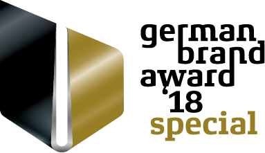 German Brand Award 2018 – Special Mention