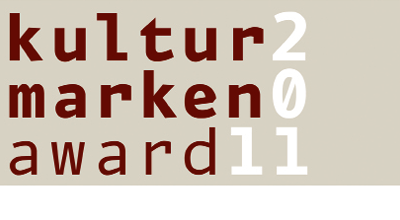 Kulturmarkenaward 2011 – Nominee